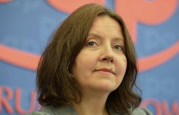 Wybory parlamentarne 2015. Joanna Lichocka wystartuje do Sejmu z listy PiS