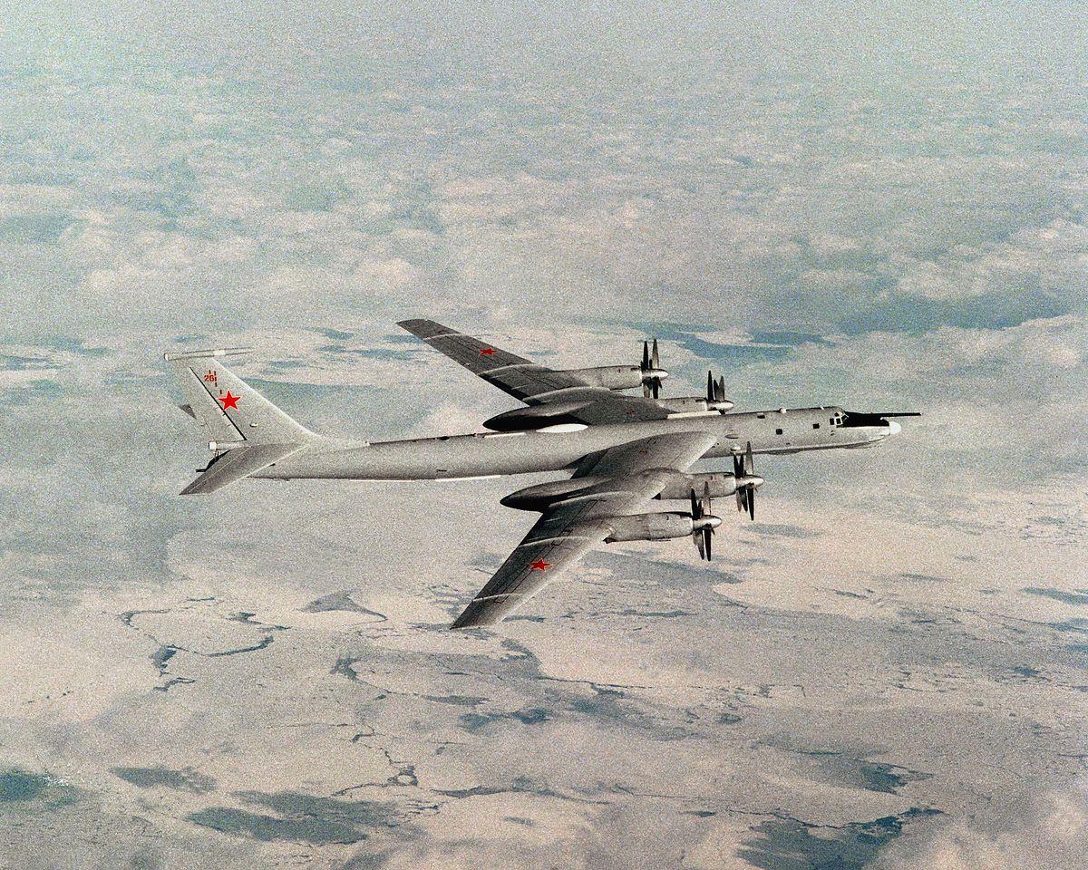 Wersja rozwojowa Tu-95 - Tu-142