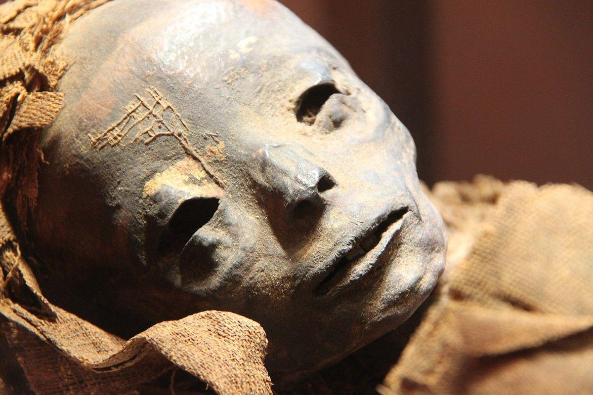 Naukowcy odtworzyli twarze starożytnych mumii - zdjęcie ilustracyjne