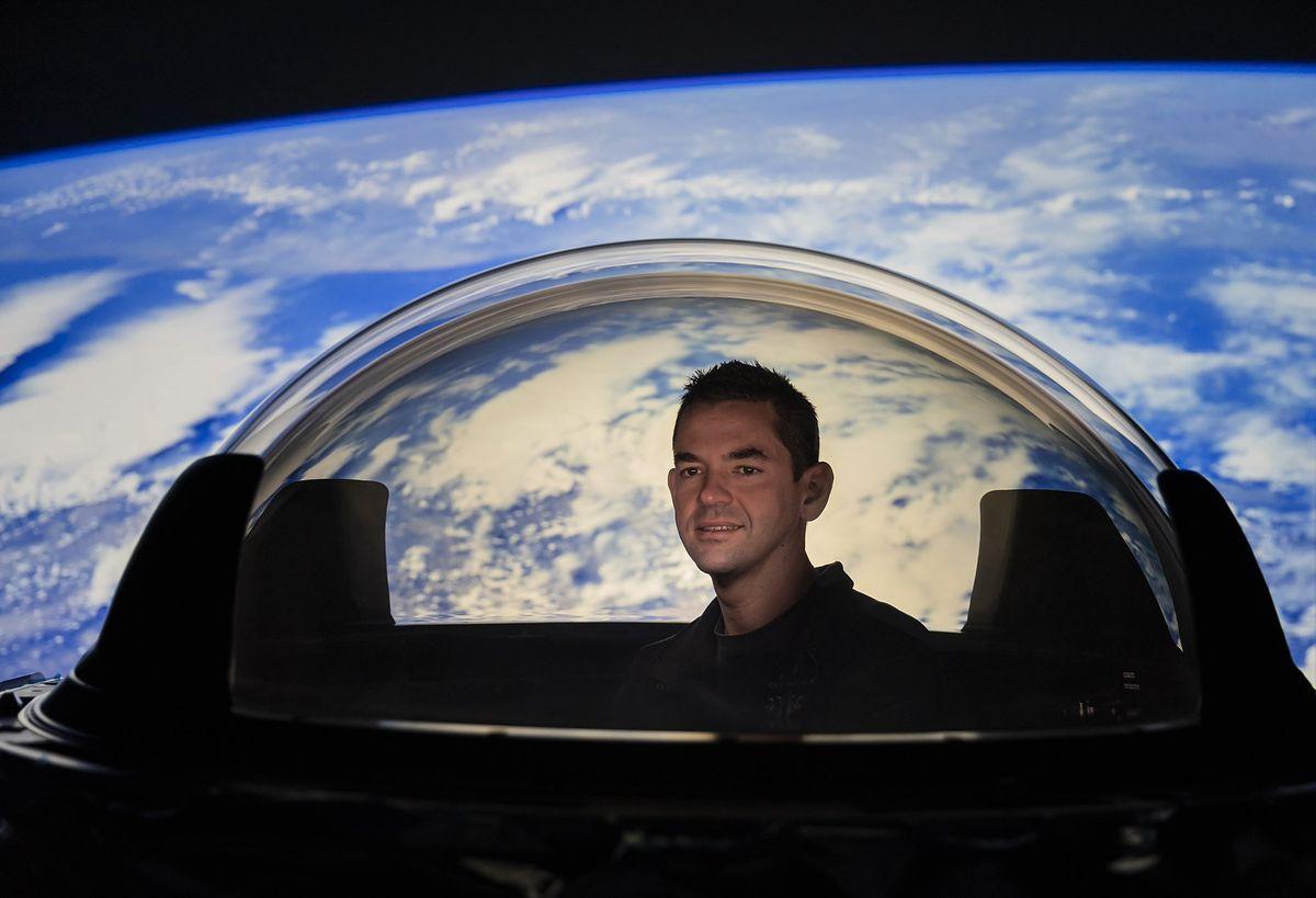 Majestatyczny widok z… toalety. Zapewni to SpaceX