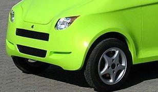 Romet 4E: Elektryczne auto z Polski