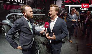 Polak stworzył futurystyczne Audi AI:TRAIL. Zdradza nam kulisy projektu