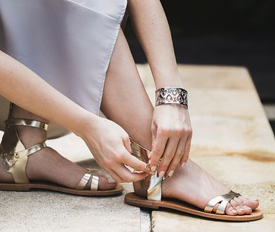 Lekkie, wygodne i stylowe. Sandałki doskonałe na wiosnę i lato