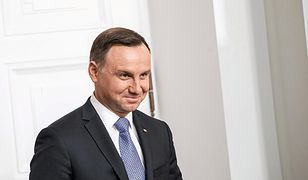 Andrzej Duda o sprawie Misiewicza: to nie jest sytuacja poważna