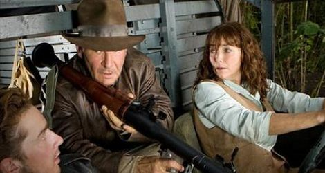 Harrison Ford chce Indiana Jones V