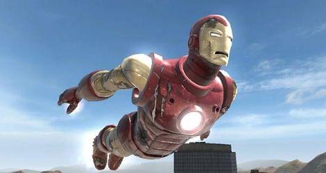 Iron Man przybywa!