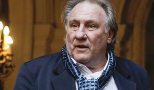 Gerard Depardieu oskarżony o gwałt. Ofiara to 22-letnia aktorka