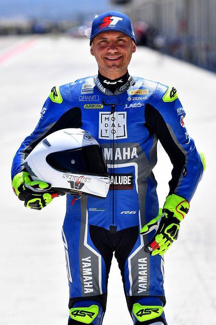 Paweł Szkopek, 12-krotny motocyklowy Mistrz Polski, Mistrz Europy, mentor młodych adeptów sportu.