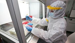 Koronawirus. Biała plama na mapie trzeciej fali epidemii. Zero zakażeń dziennie