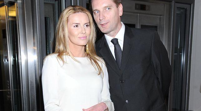 Hanna i Tomasz Lisowie w 2011 roku