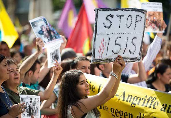 Islamiści grożą jazydom śmiercią, jeśli nie przejdą na islam