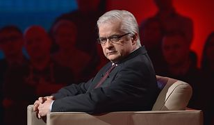 Włodzimierz Cimoszewicz, były premier