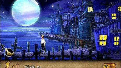 The Secret of Monkey Island: Special Edition w AppStore