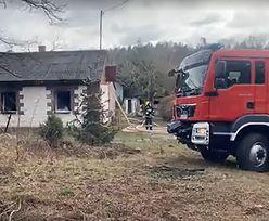 Wybuch gazu w Łódzkiem. Nie żyją dwie osoby