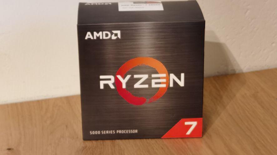 AMD Ryzen 7 5800x /fot. Dobreprogramy