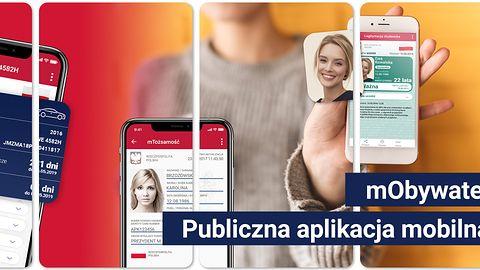 mObywatel - eRecepta i Polak za granicą to nowe możliwości aplikacji