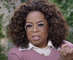Oprah Winfrey krytykowana za zachowanie podczas wywiadu z Harrym i Meghan
