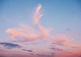 Chmury - warstwowe, pierzaste i kłębiaste