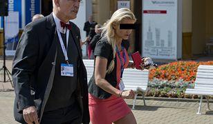 Córka Janusza Korwin-Mikkego - Korynna może trafić do więzienia na trzy lata