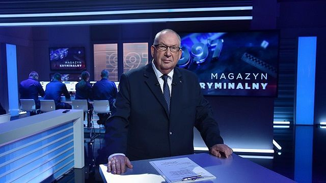 """""""Magazyn kryminalny 997"""" znów w telewizji"""