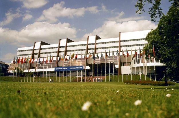 Pałac Europy w Strasburgu, główna siedziba Rady Europy