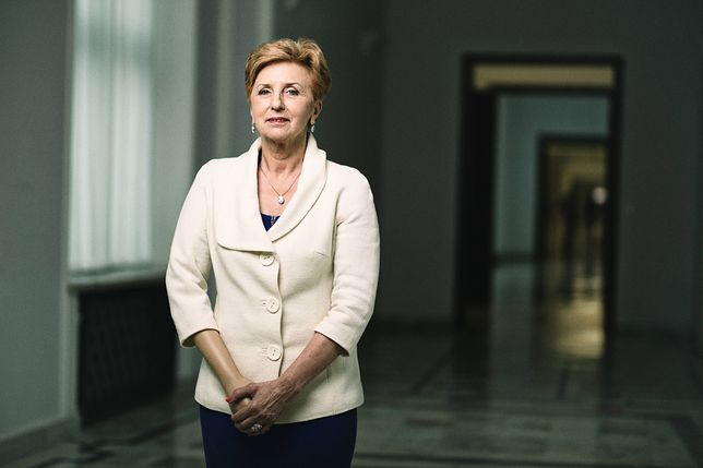 Była posłanka PO Ligia Krajewska