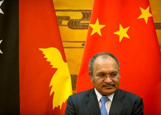 Premier Papui-Nowej Gwinei Peter O''Neill