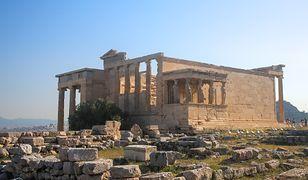 Grecja. Trzęsienie ziemi, jego epicentrum było w pobliżu Aten