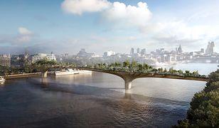 """Londyn – niezwykły """"zielony most"""""""