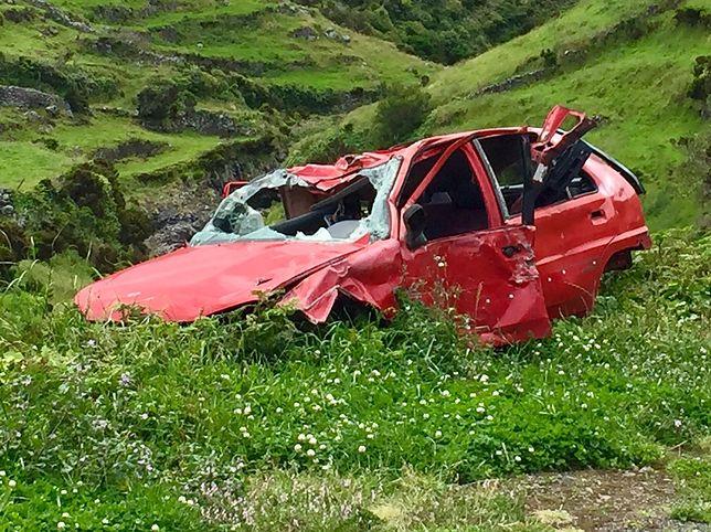 Chwila nieuwagi lub nadmierna prędkość często kończą się tragicznie.