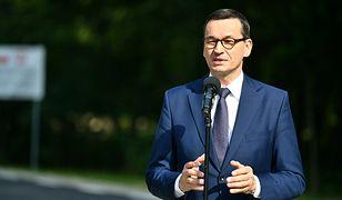"""Mateusz Morawiecki dla """"FAZ"""". Ostrzega Unię przed Rosją"""