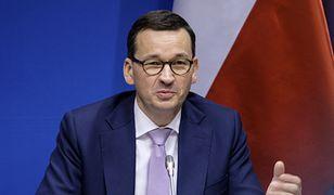 """Premier Mateusz Morawiecki dla """"FAZ"""": wystrzegajmy się dzielenia Europy"""