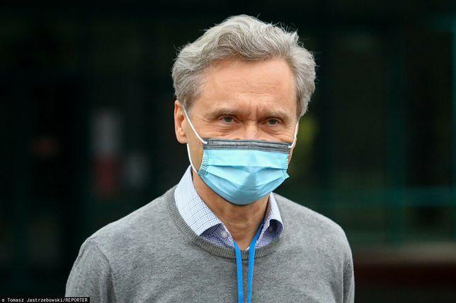 Zbigniew Gaciong podjął decyzję. Nie zamierza ustąpić ze stanowiska rektora WUM