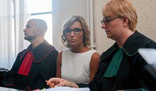 We wtorek mąż Karoliny Piaseckiej usłyszał wyrok - karę bezwzględnego więzienia