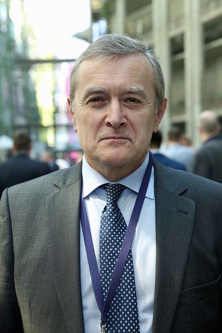 Minister kultury i dziedzictwa narodowego, Piotr Gliński