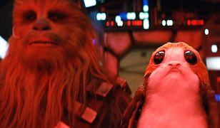 """""""Gwiezdne wojny"""" królują w kinach"""