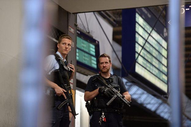 Zamach w Monachium. Zginęło co najmniej 10 osób