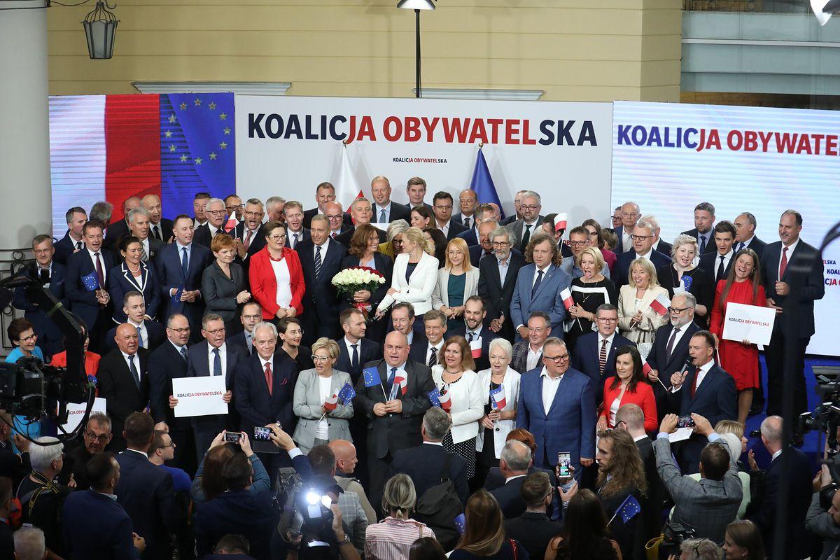 """Wróblewski: """"Małgorzata Kidawa-Błońska rozczarowała. Koalicja Obywatelska wciąż nie ma lidera"""" (Opinia)"""