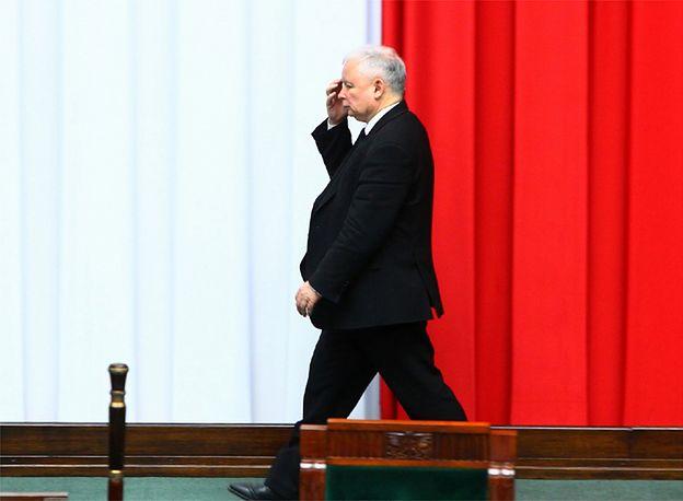 Piotr Ikonowicz: Kaczyński chodzi po linie