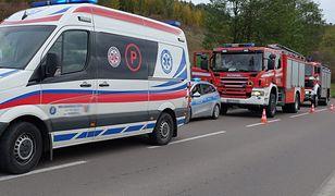 Osobówkę prowadził 19-latek. Obaj kierowcy byli trzeźwi (zdj. ilustracyjne)