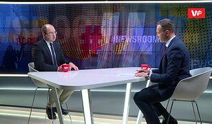 Donald Trump w Polsce i zniesienie wiz. Adam Bielan komentuje