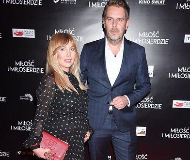 Wojciech Modest Amaro i jego żona pokazali intymne zdjęcie z porodu