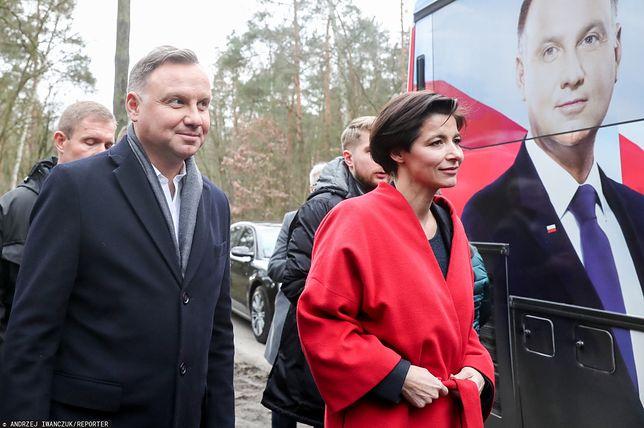 Debata prezydencka w TVP. Jolanta Turczynowicz-Kieryłło oceniła wystąpienie Andrzeja Dudy