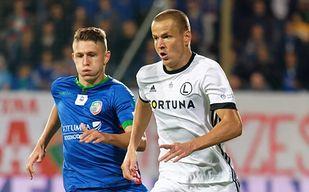 Ekstraklasa: wielkie emocje w Legnicy! Legia straciła bramkę!