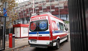 Koronawirus w Warszawie. Zmalała liczba pacjentów w Szpitalu Narodowym