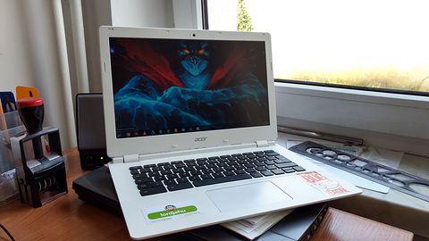 Chromebook - mój wierny towarzysz podróży, blogowania oraz niedocenione wsparcie w kuchni
