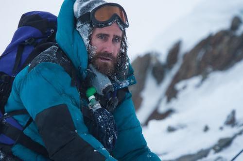 Jake Gyllenhaal w helikopterze