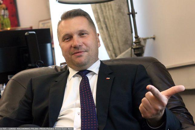 Przemysław Czarnek jako wojewoda lubelski