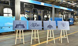 Wrocław. MPK wybiera wzór tapicerki do nowych tramwajów. Mieszkańcy mają głos