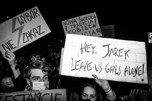 Strajk Kobiet. Oleśniccy radni przesłuchani przez policję. Mają problemy